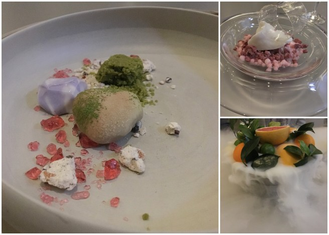 Alinea Collage