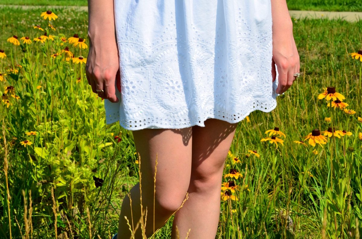 White Skirts & Wildflowers