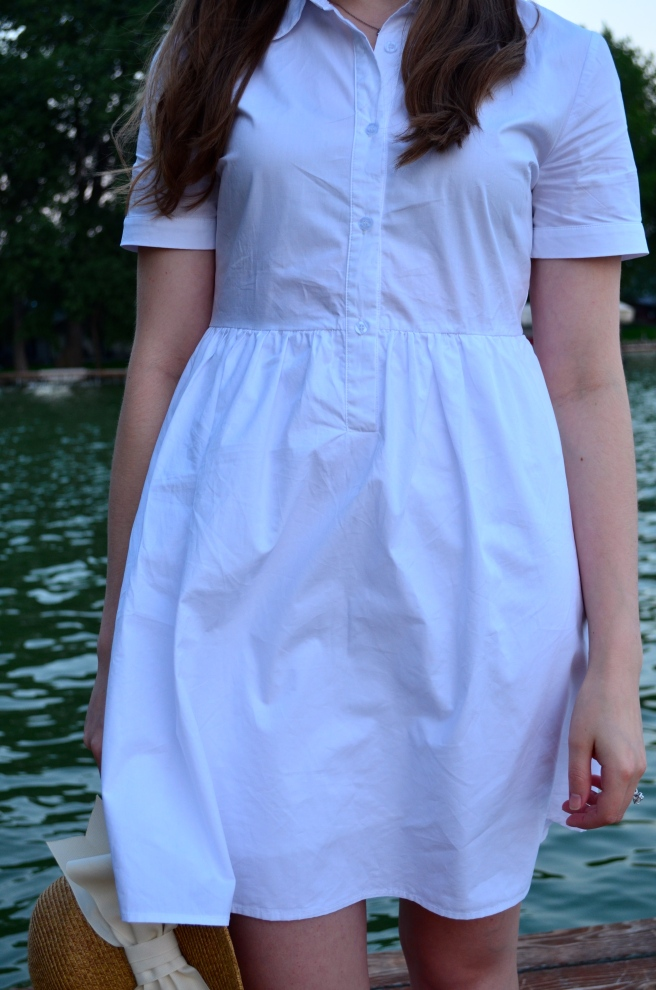 Date Night at the Lake: White Dress_0453