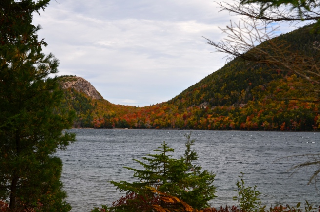 Acadia Jordan Pond 3