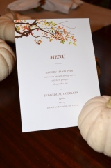 Dinner Party Invite & Menu_1349