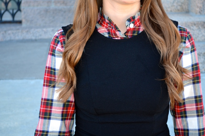 Black Dress & Plaid Shirt_1592.JPG