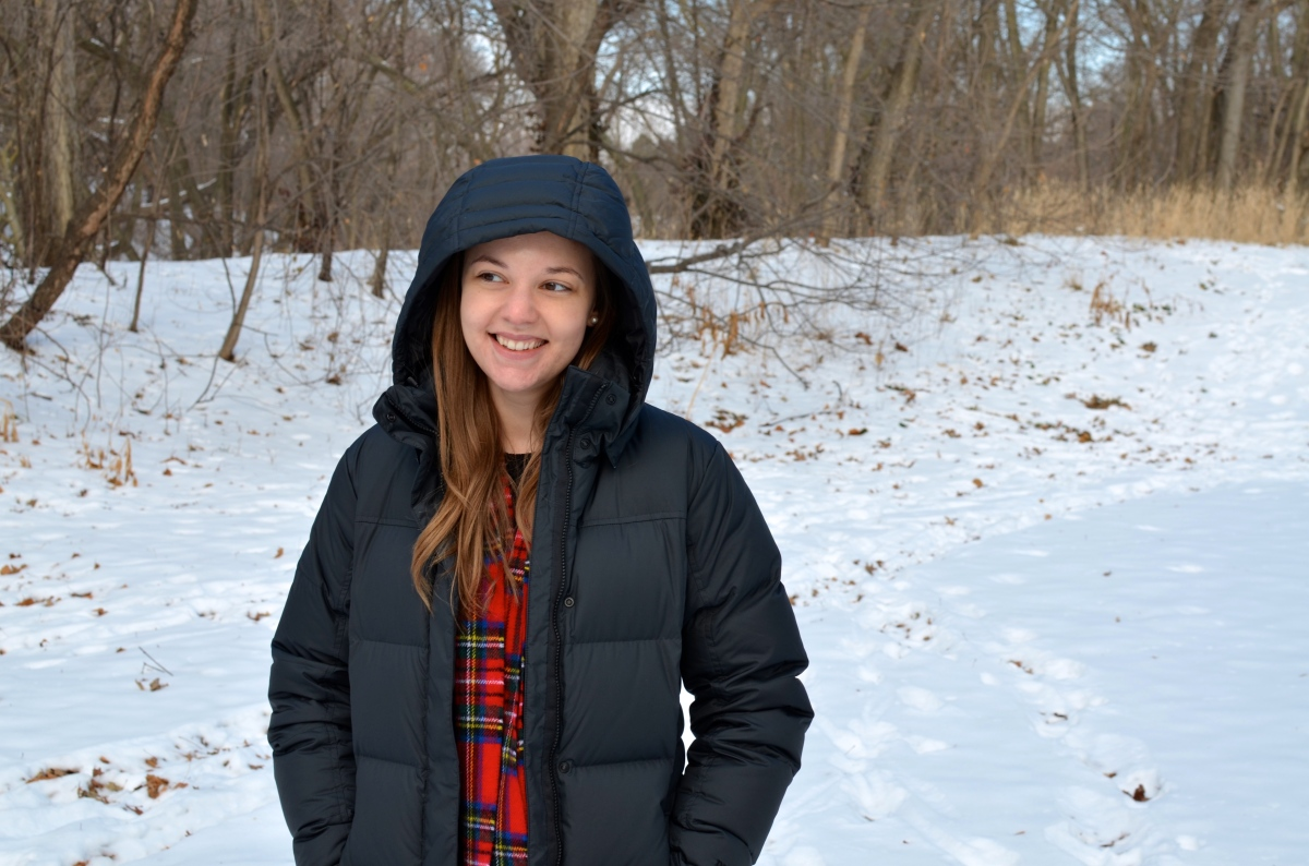 "The Perfect Winter Coat: Patagonia ""Down With It"" Parka"
