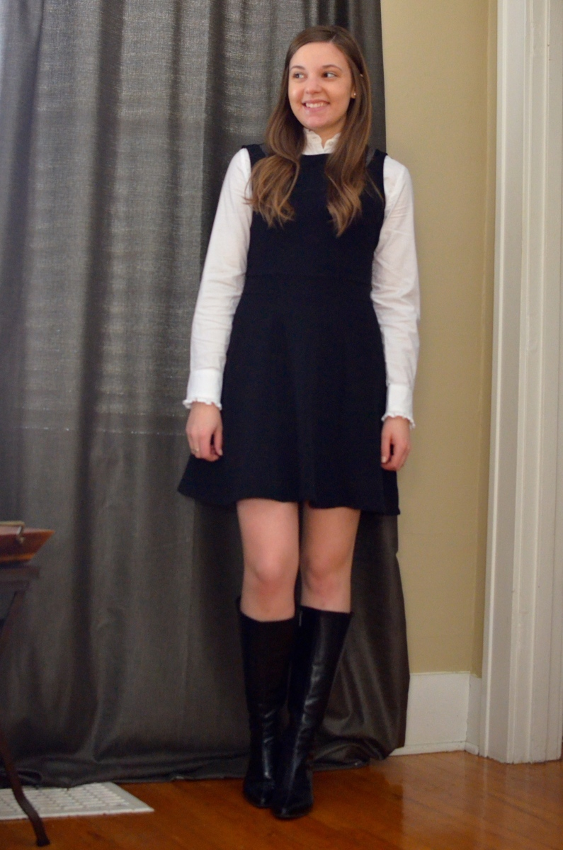 Winter Capsule Wardrobe: Little Black Dress