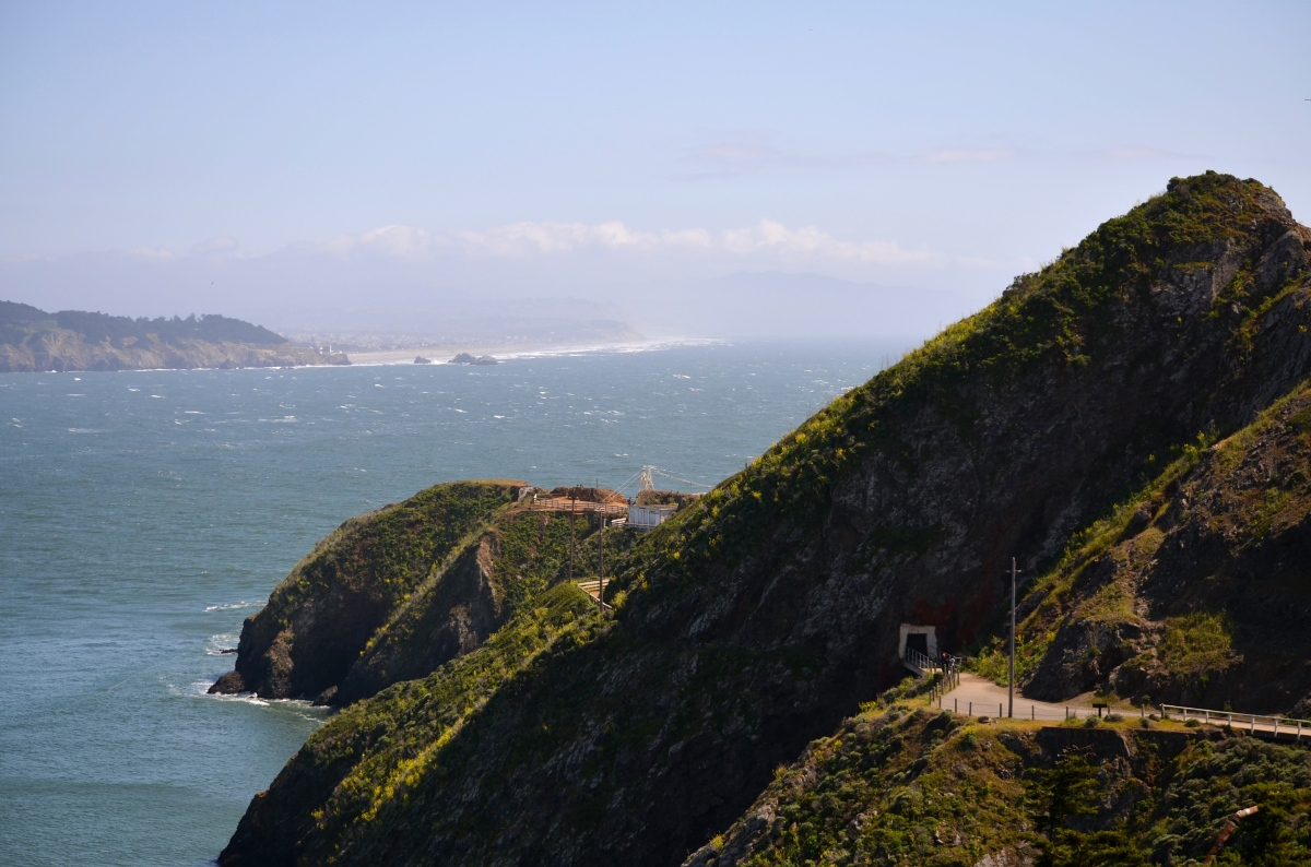 Point Bonita & Marin Headlands
